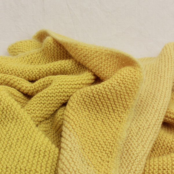 Kind Blanket - Tansy - Juniper & Bliss