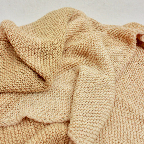Kind Blanket - Chestnut