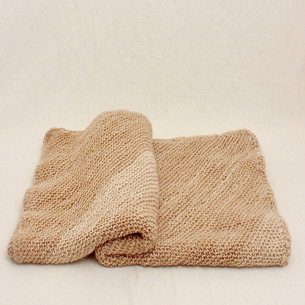 Alpaca Blanket - Juniper & Bliss