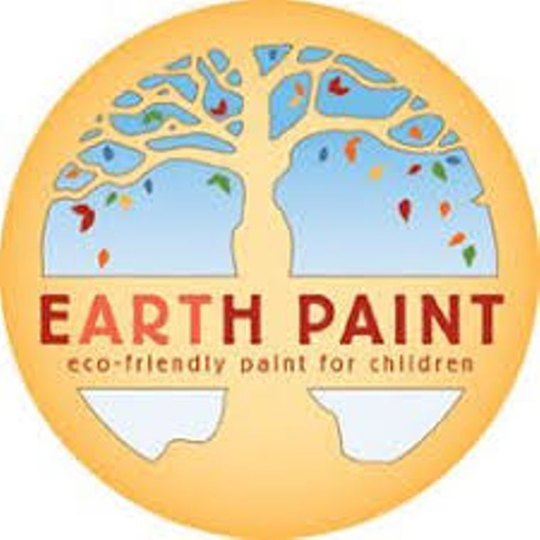 Set of 3 Brushes - Natural Earth Paint