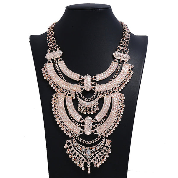 Grand collier fantaisie - Bijoux-Fantaisie.shop