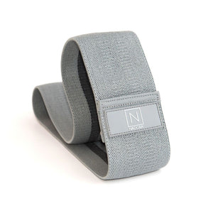 Nadora Hip, Glute and Booty Band, Heavy Resistance (Grey)