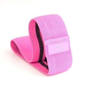 Nadora Hip, Glute and Booty Band, Medium Resistance (Pink)
