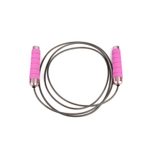 Load image into Gallery viewer, Nadora Weighted Jump Rope (Pink)