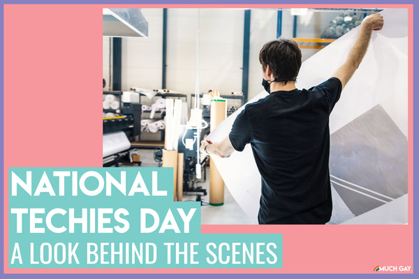 National Techies Day - A Look Behind the Scenes