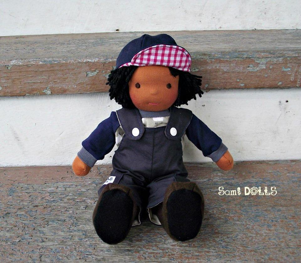 Doll Waldorf Boy Doll Pattern