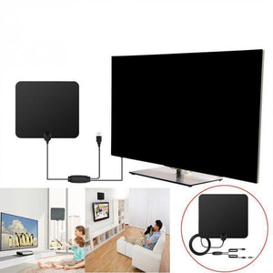 🔥Free Shipping Over $40🔥 HDTV Free Cable Antenna With Signal Booster