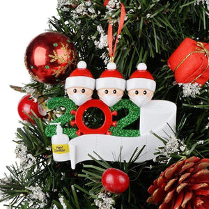 45% OFF-🌟Christmas Hot Sales🌟 2020 Dated Christmas Ornament