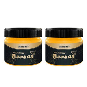 🔥Buy 1 Get 1 Free Today🔥Natural Beeswax furniture care polishing