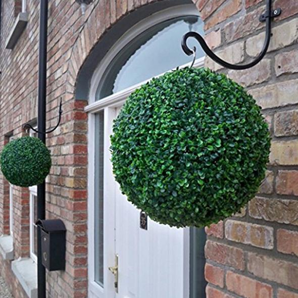 Artificial Plant Topiary Ball-Buy 3 Free Shipping