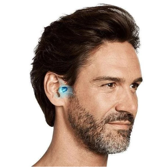 !!!HOT SALE $14.99 EACH !!! INVISIBLE NANO HEARING AID【2 Ears】