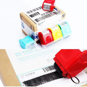 🔥Free Shipping Over $40🔥Identity Theft Protection Roller Stamp