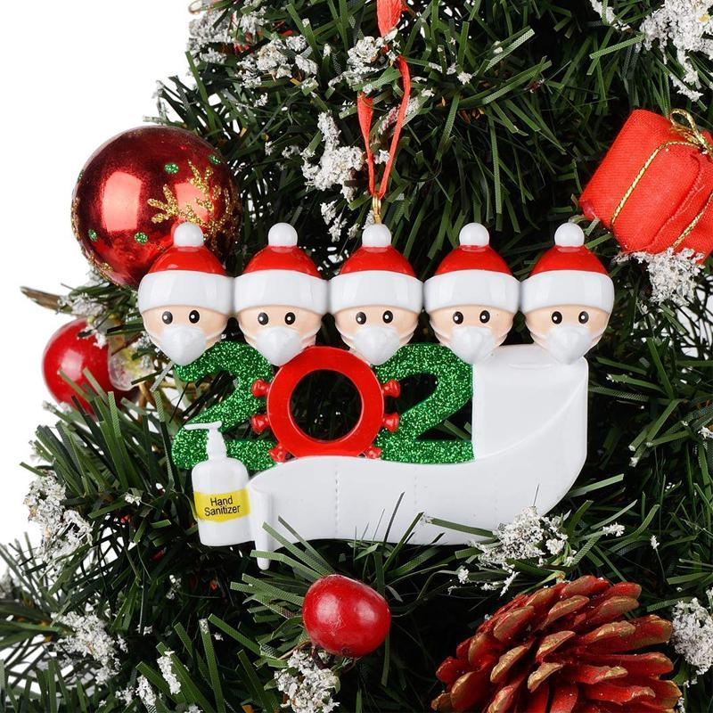 Free Shipping Over $40-🌟Christmas Hot Sales🌟 2020 Dated Christmas Ornament