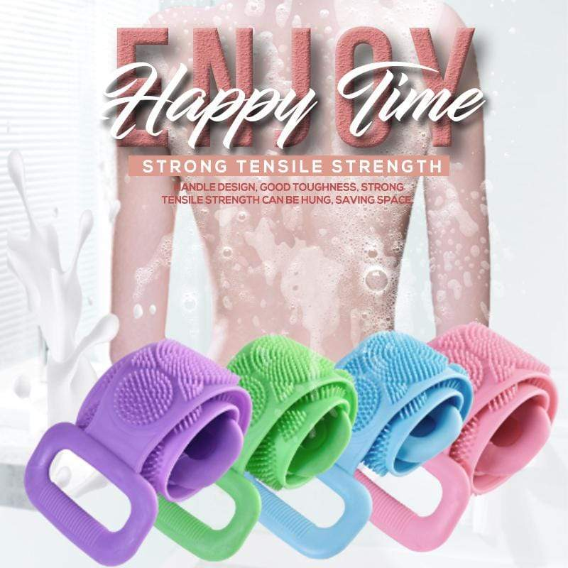 🔥Only $7.99/Pc Today🔥Silicone Bath Body Brush