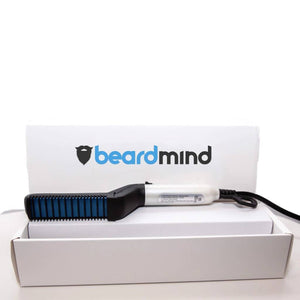 PREMIUM HAIR AND BEARD STRAIGHTENING COMB