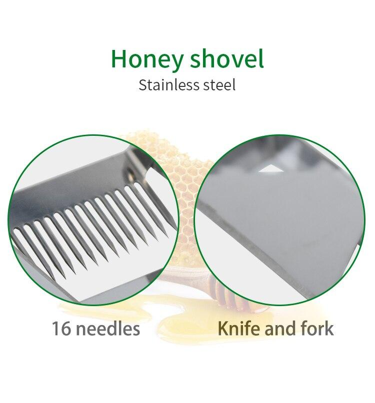Metal honey scraper🔥Hot Sale🔥