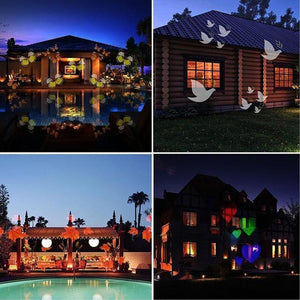 😱BIG SALE 😱Christmas Home Decoration Projector Lights