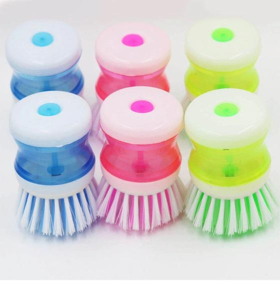🔥Buy 1 Get 2 Free🔥Self-dispensing Soap Brush[1 Package Include 3]