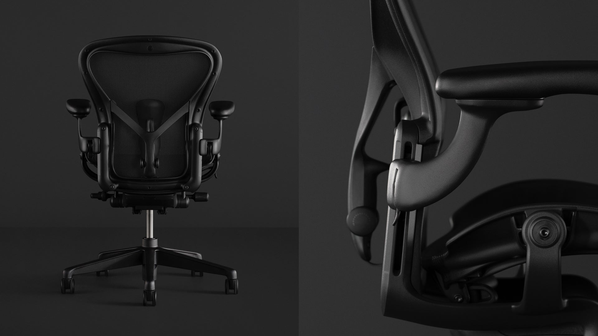 A video on the Embody Gaming Chair. Select to play.