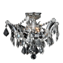 "Load image into Gallery viewer, 16"" Chrome Maria Teresa Classic Chandelier (6316CH)"