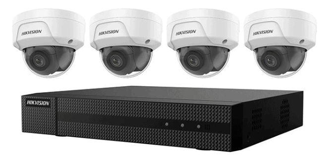HIKVISION 4K 4CH NVR VALUE EXPRESS KITS (EKI-K41D44)