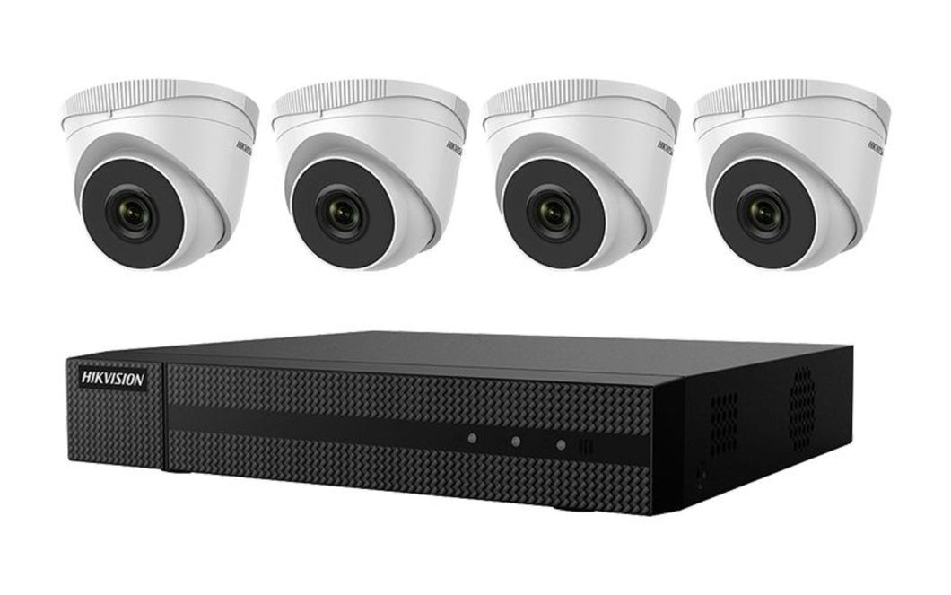 Hikvision EKI-Q41T44 4-Channel Value Express Kits