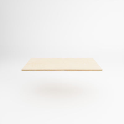 Custom Plywood Tabletop Natural