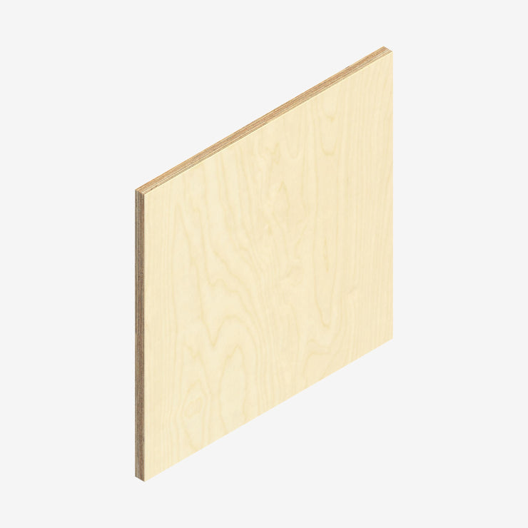 Custom Plywood Vertical Panel