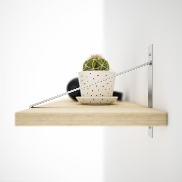 Shelf Bracket - Suspense - Custom Desk