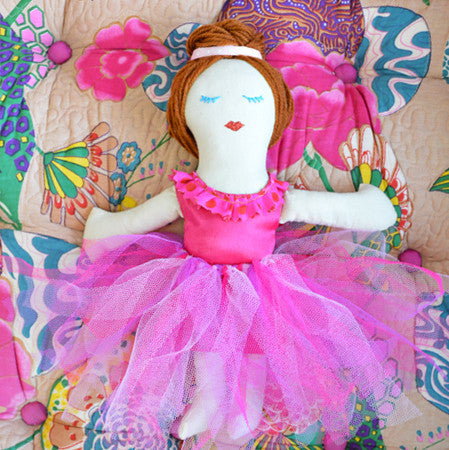 Make your own Ballerina Dolly