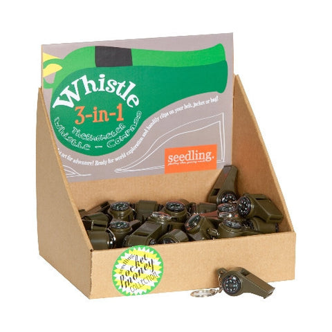 Whistle 3-in-1 ( Set of 24 )