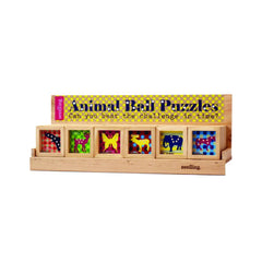 Animal Ball Puzzle ( Set of 48 )