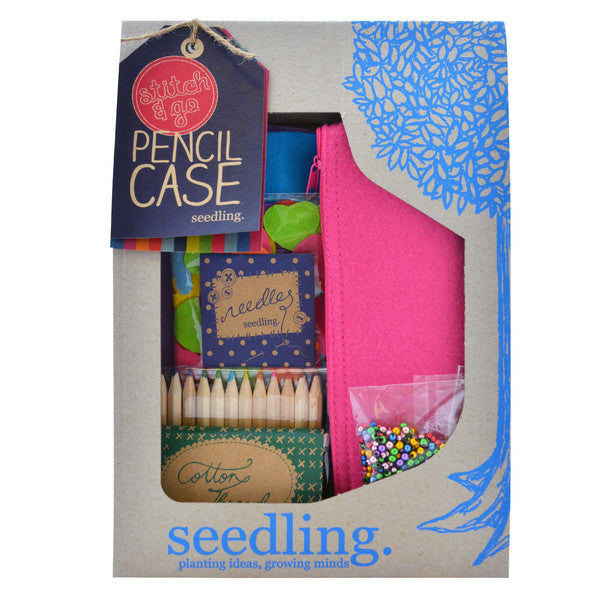 Sew Your Own Pencil Case