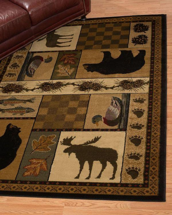 Moose Rugs | Rugs For Sale Outlet
