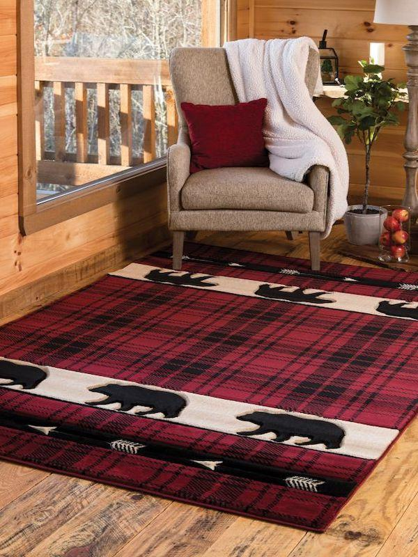 Bear Rugs | Rugs For Sale Outlet