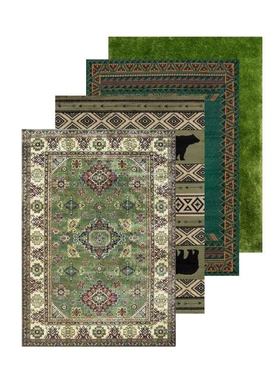 Green Rug and Green Area Rugs Collection | Rugs For Sale Outlet