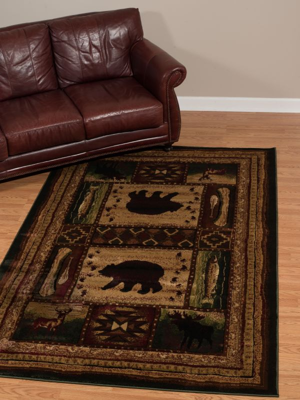 Rustic Rugs and Cabin Rugs | Rugs For Sale Outlet
