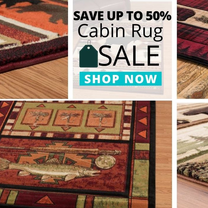 Cabin Rug Sale | Rugs For Sale Outlet