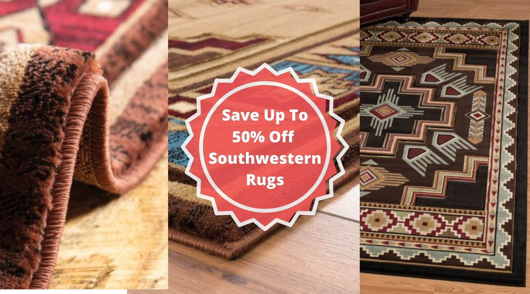 Southwestern Rugs Sale Promotion | Rugs For Sale Outlet