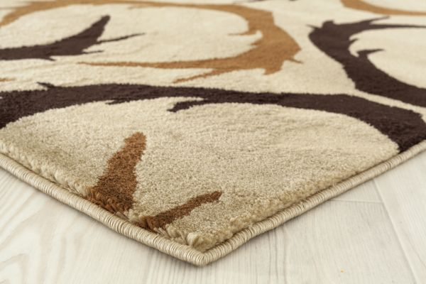 Antler Shed Rug Edge View | Rugs For Sale Outlet
