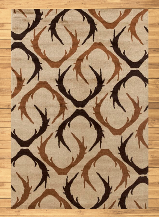 Antler Shed Rug | Rugs For Sale Outlet