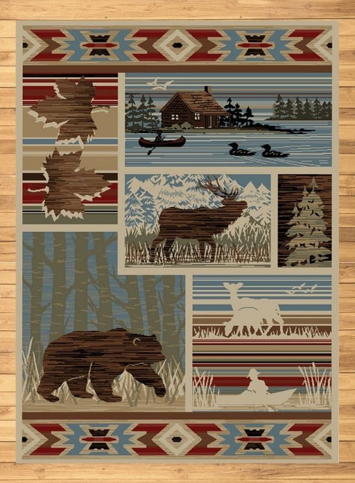 Beaver Meadows Rug | Rugs For Sale Outlet