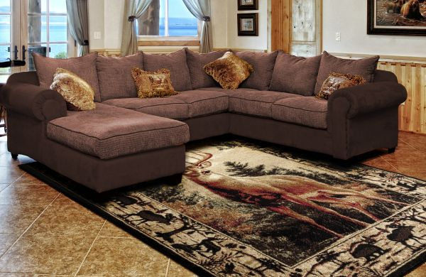 Boulder Creek Rug Room View | Rugs For Sale Outlet