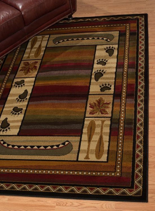 Canoe Trails Rug | Rugs For Sale Outlet