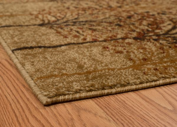 Centennial Blossom Rug Edge View | Rugs For Sale Outlet