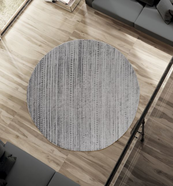 Contemporary Anaheim Rug Round| Rugs For Sale Outlet