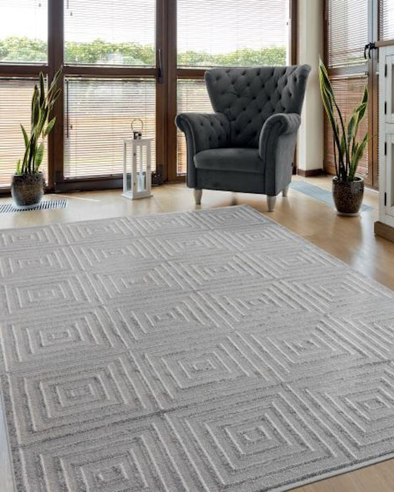 Contemporary Atwater Rug Room View | Rugs For Sale Outlet