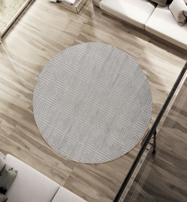 Contemporary Atwater Rug Round | Rugs For Sale Outlet