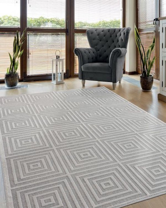 Contemporary Avalon Rug Room View | Rugs For Sale Outlet