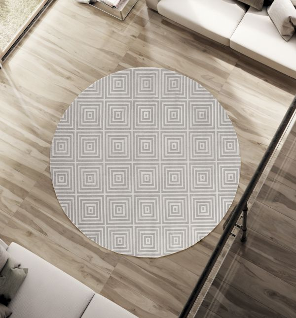 Contemporary Avalon Rug Round | Rugs For Sale Outlet